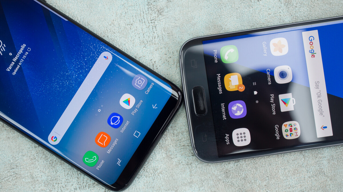 Samsung made the right call: we don't need no hardware buttons