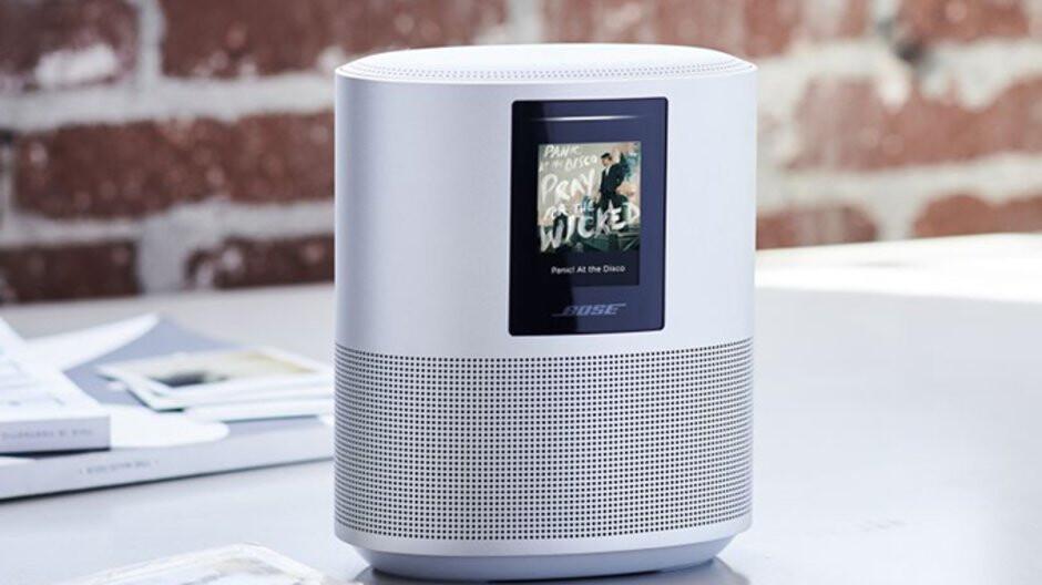 Bose launches new $400 Alexa-powered home smart speaker