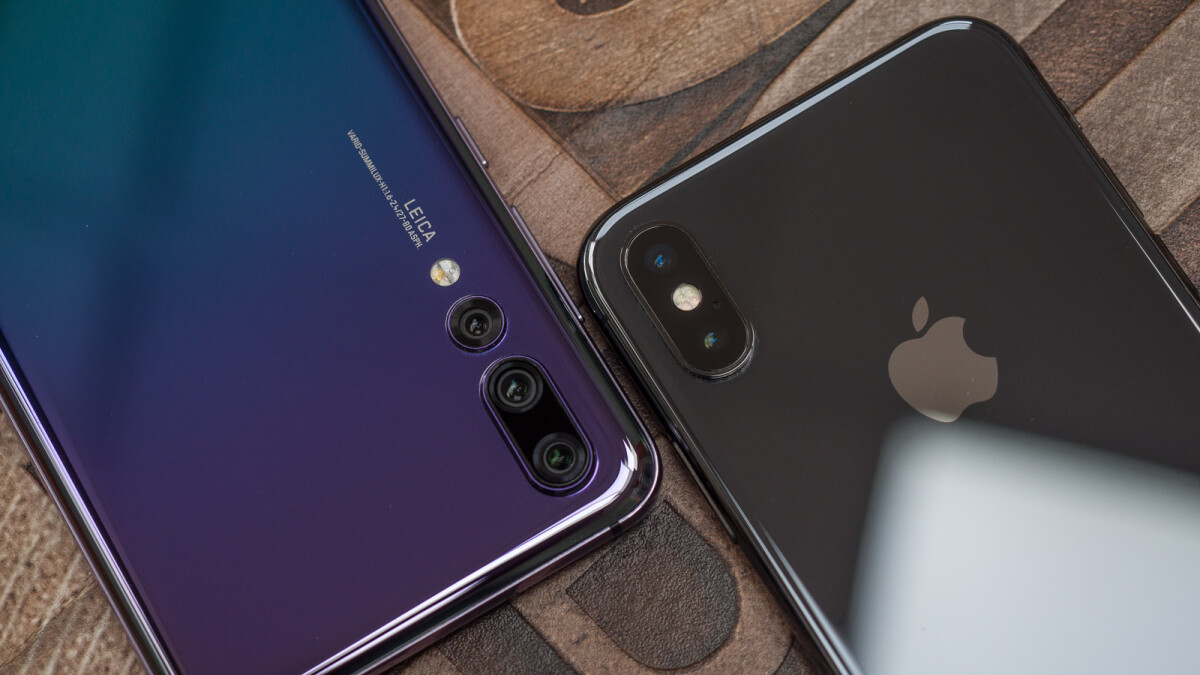 Tepid iPhone X sales and triple cameras behind Huawei's overtaking of Apple in Q2