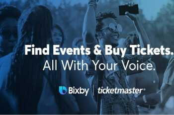Samsung and Ticketmaster join hands for Bixby voice ticket discovery and buying features