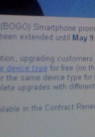 May 9th is new ending date for T-Mobile's BOGO smartphone promotion?
