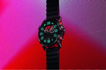 Wear OS powered Diesel Full Guard 2.5 smartwatch is coming with a huge 56mm case