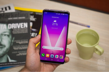 T-Mobile LG V30 receives update containing August Android security patch