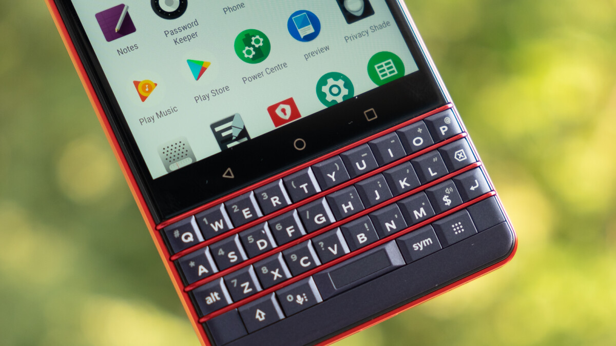 BlackBerry KEY2 LE price and release date