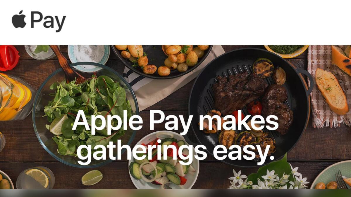 Das neue Apple Pay-Angebot bietet Ihnen eine kostenlose Erstlieferung von Postmates