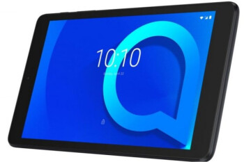 Alcatel 3T 8 brings Android Oreo (Go edition) software to cash-strapped tablet buyers