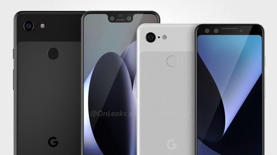 Google Pixel 3 shows off notchless design in first live images; specs confirmed too