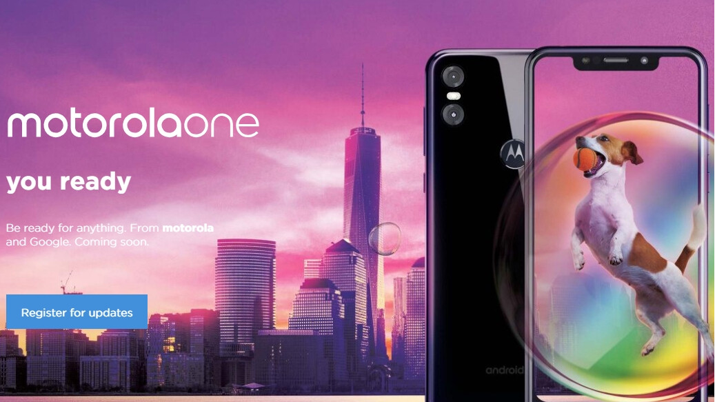 Motorola One and One Power are finally official with svelte specs for the price, stock Android