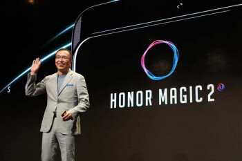 Honor Magic 2 teased with REAL Full View display and Magic Slide doohickey