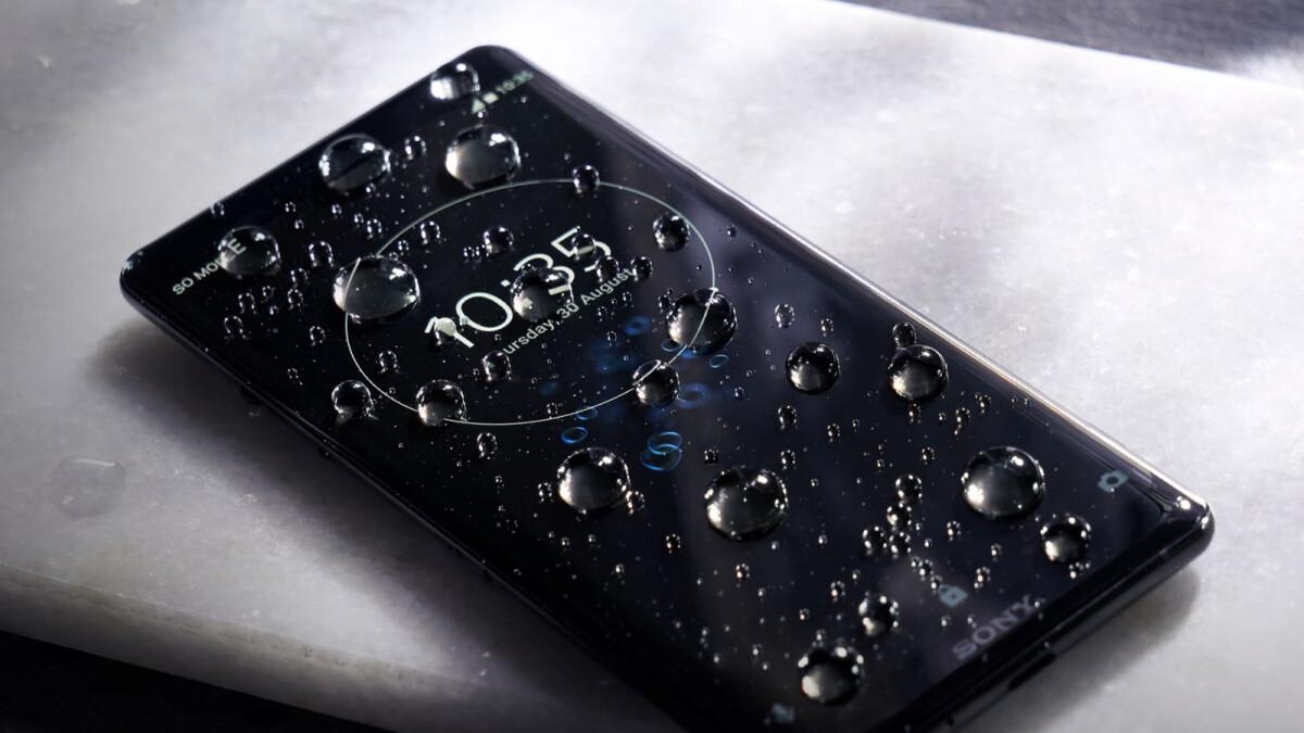 Sony Xperia XZ3 is