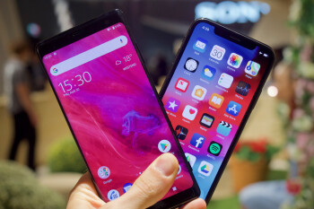 $900 Xperia XZ3 vs $1000 iPhone X: can you afford these babies?
