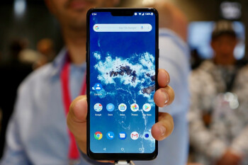 LG G7 One hands-on preview: LG's first Android One phone is fast and looks good