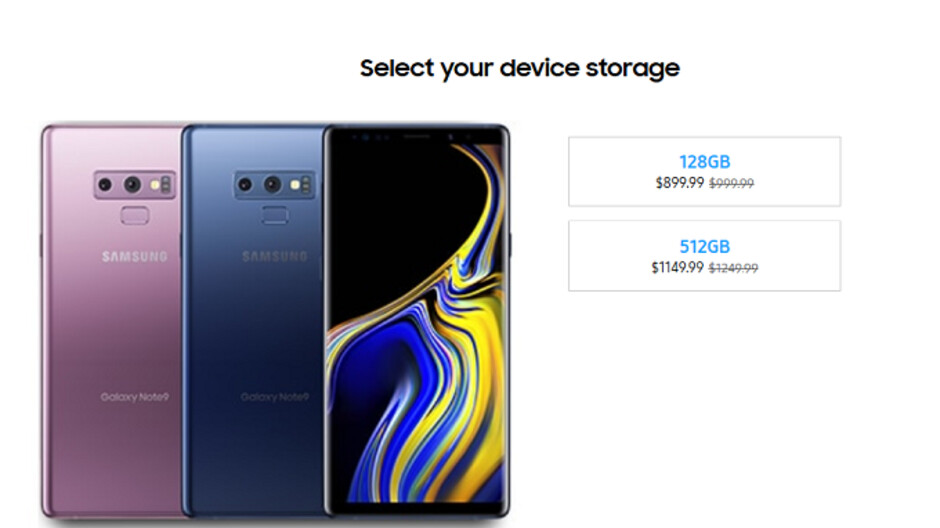 Samsung takes $100 off the Verizon Galaxy Note 9, throws in a free Duo Charger and case