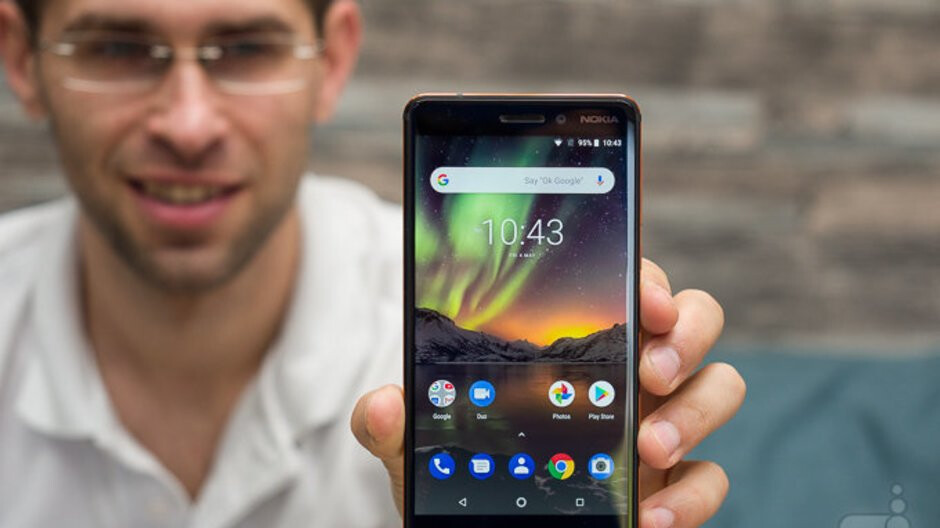 Unlocked Nokia 6.1 (2018) is yours for $229 from Amazon ($40 off)