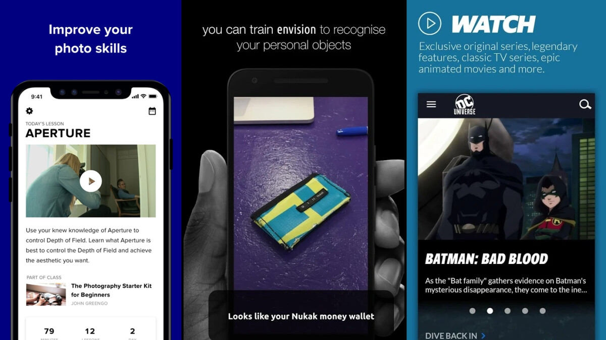 The best new apps for iPhone and Android, September 2018