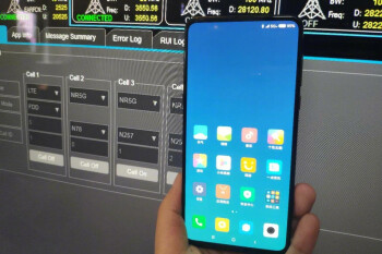 Is that 5G, Mi Mix 3, or you are just happy to see us?