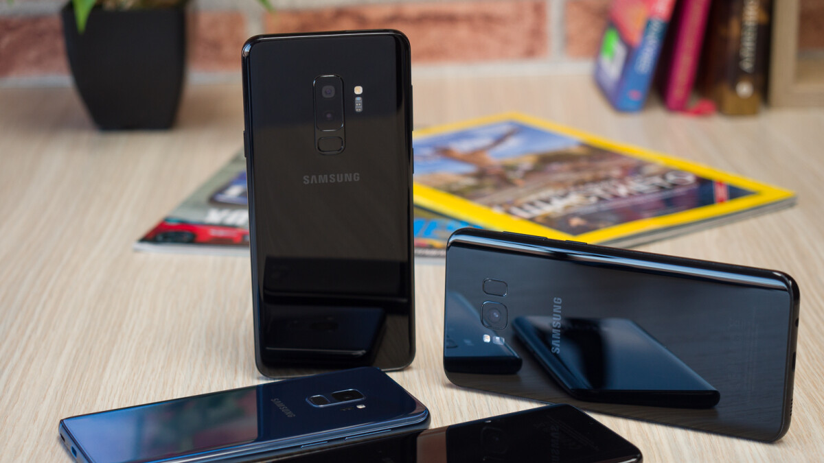 Samsung working on a device with four main cameras, unusual chain of tweets suggests