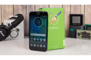 Motorola kicks off Moto G5S Plus Android 8.1 Oreo global rollout