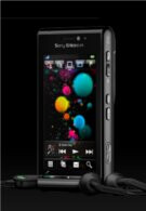 Sony Ericsson Satio arrives in the Sony Style store