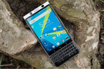 Save $50 when you buy the unlocked BlackBerry KEYone for only $350 at Amazon