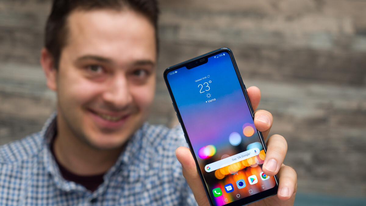 $450 for a brand-new LG G7 ThinQ from Google