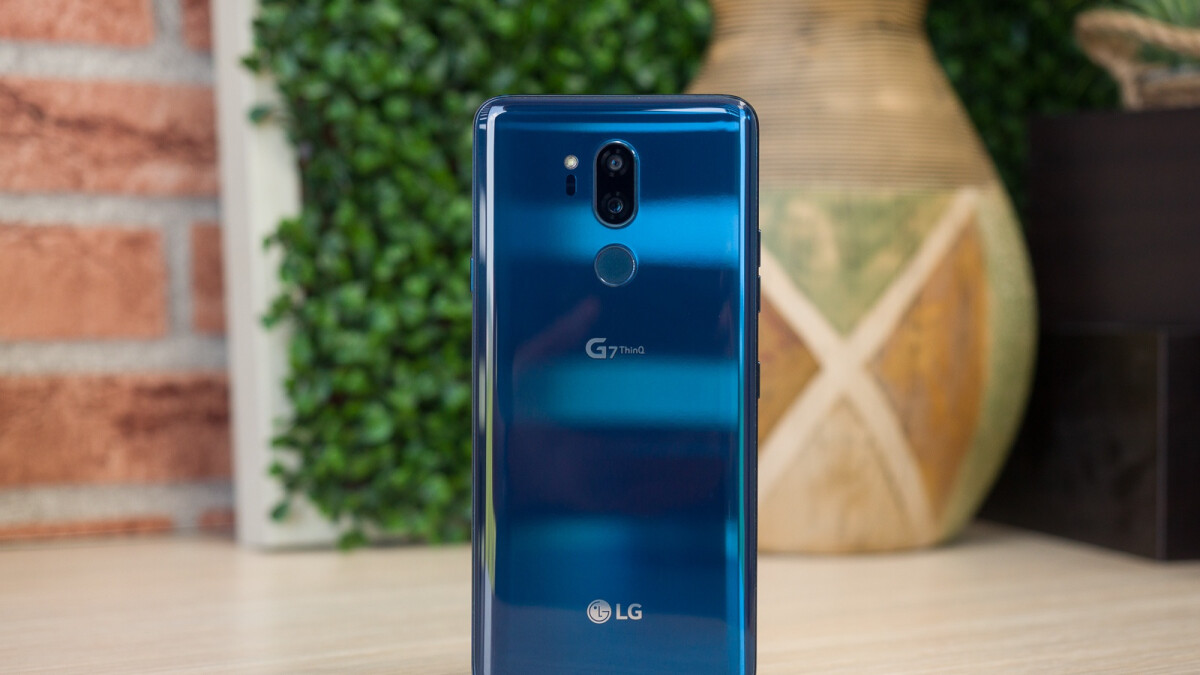 Best Buy lets you lease Sprint's LG G7 ThinQ for a measly $7 a month