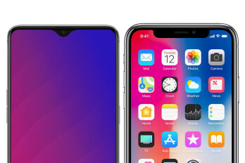 """Is the """"waterdrop"""" notch better than the iPhone X-like notch?"""