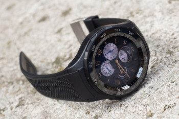 You only have a few more hours to snap up a $190 Huawei Watch 2 (37 percent off)
