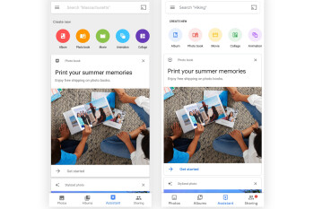 Google Photos is the latest app to receive Material Design 2.0
