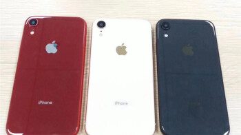 6.1-inch iPhone 9 leaks in three dazzling colors