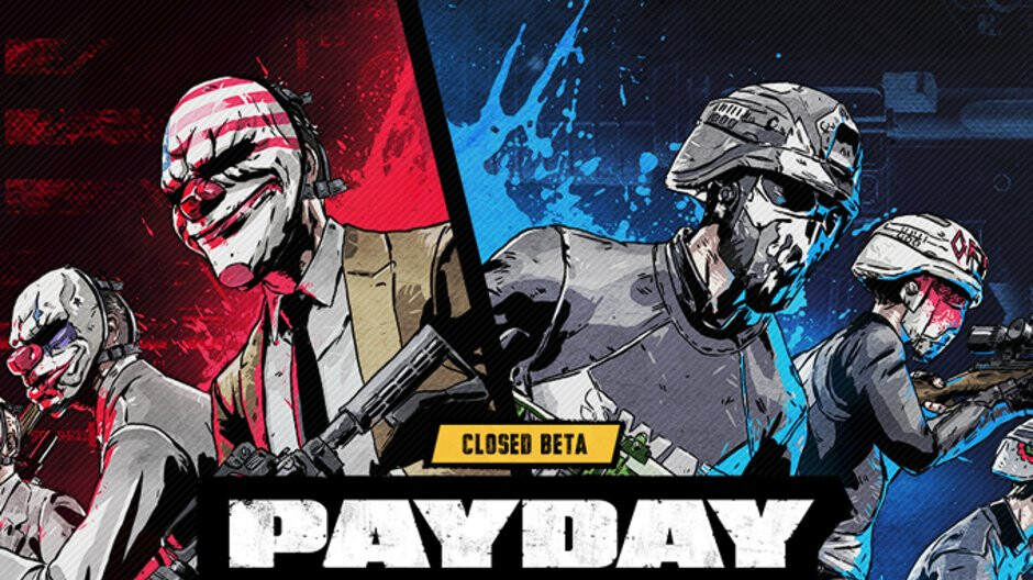 Popular PC co-op first person shooter PAYDAY enters closed beta for Android and iOS