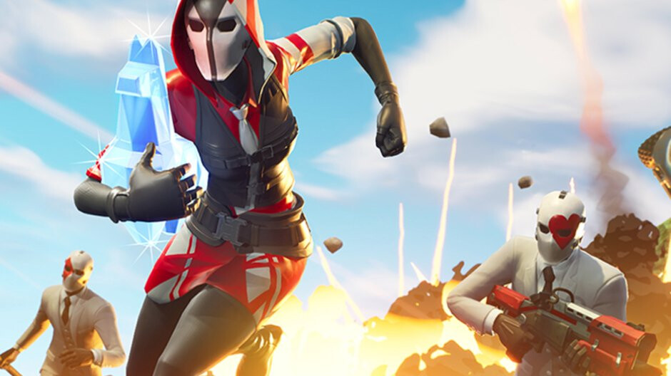 fortnite for android update brings support for htc motorola and sony smartphones - fortnite on motorola one power