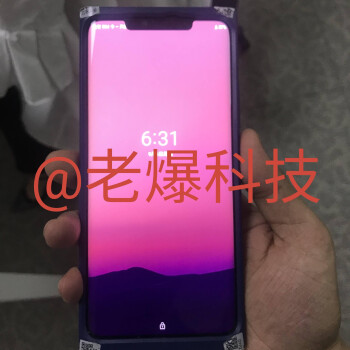 Latest Mate 20 Pro images confirm 128GB of storage, curved edge display