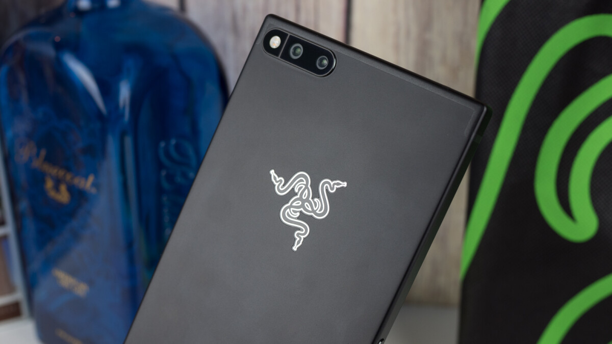 The Razer Phone 2 may include one of Razer's most iconic features