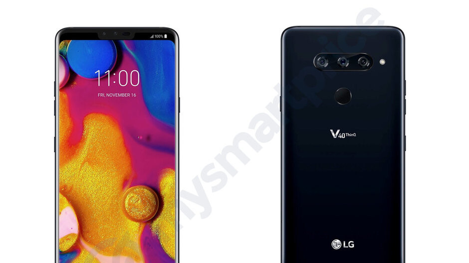LG V40 ThinQ starts receiving certifications; unveiling could happen soon