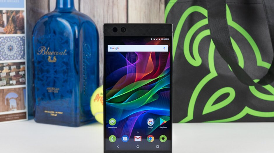 The Razer Phone is available for $399 for a limited time