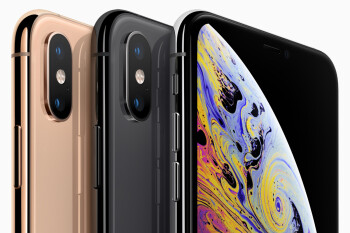 Apple iPhone XS, XS Max, XR size comparison vs iPhone 8, 8 Plus, Galaxy S9, S9+, Note 9, OnePlus 6
