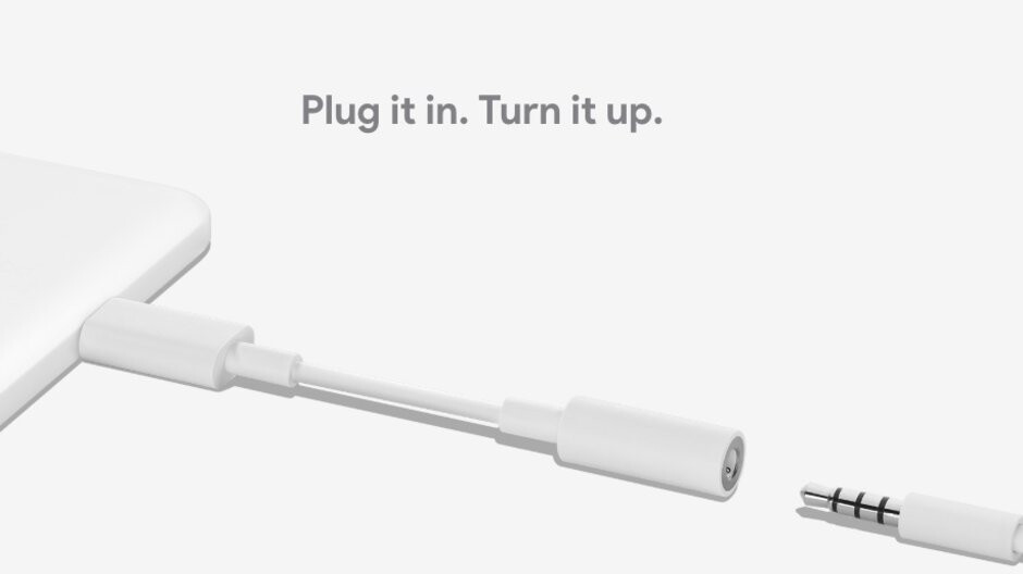 Instead of bringing back the headphone jack, Google rolls out a new USB-C to 3.5 mm dongle