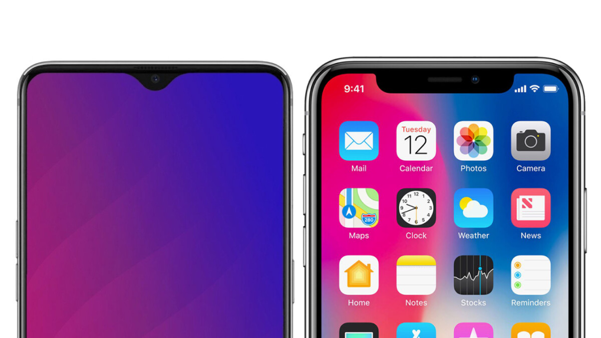 A notch is bad, but a waterdrop notch is OK, poll says