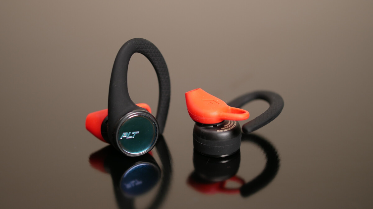 Plantronics BackBeat Fit 3100 hands-on: a decent first try