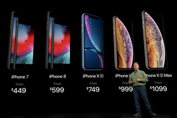 Apple iPhone XS, XS Max and iPhone XR prices and release dates
