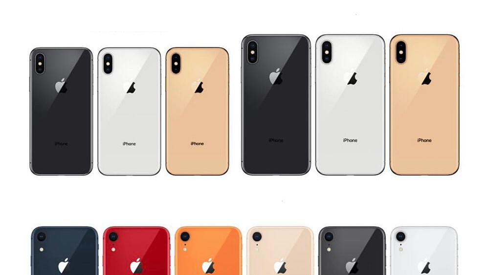52716241b18 We've been hearing that Apple will resurrect its colorful past with the  most affordable member of its 2018 iPhone crop - the 6.1