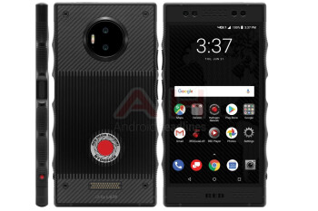 Looks like the Verizon-bound RED Hydrogen One will have some bloatware