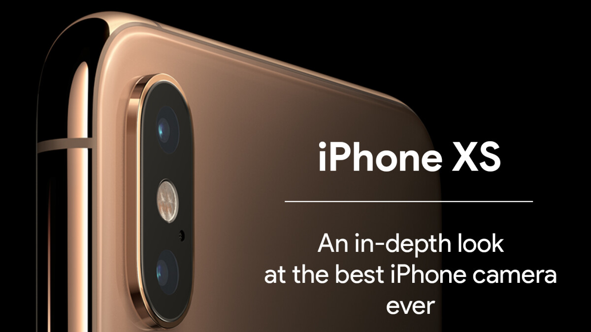 The magic behind the iPhone XS camera – best iPhone camera yet?