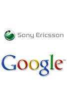 Sony Ericsson announces partnership with Google
