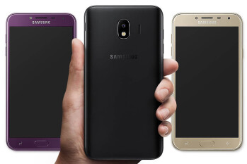 Samsung's upcoming Galaxy J4+ is ditching the physical home button, FCC listing shows