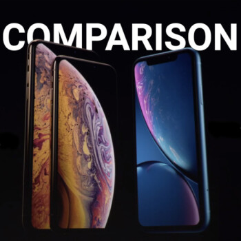 iPhone XS vs XS Max vs XR: all the differences
