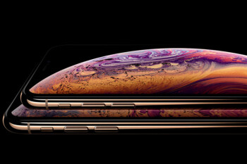 The iPhone XS or the larger XS Max, which one are you ordering?