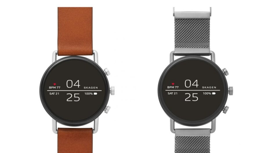 Skagen Falster 2 smartwatch powered by Wear OS hits the shelves in the US for $275