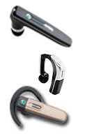 Three new Bluetooth headsets introduced by Sony Ericsson